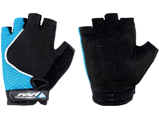 Red Cycling Products Race Bike Gloves Kids black-blue